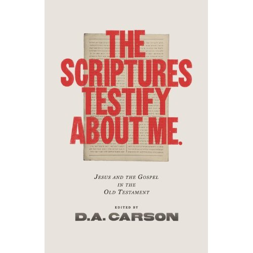 Scriptures testify about me