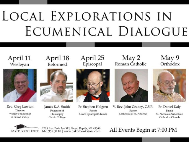 Ecumenical Dialogue
