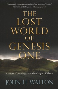 Lost World of Genesis One