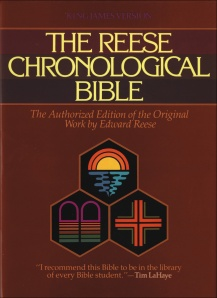 Reese Chronological