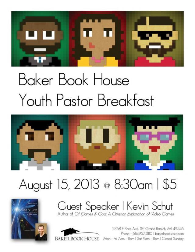 Youth Pastor Breakfast