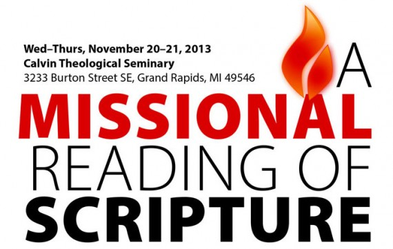 Missional Reading