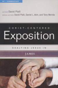 Exaling Jesus in James